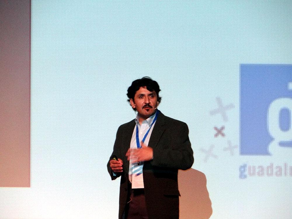 Miguel Raimilla, director de Telecentre.org.