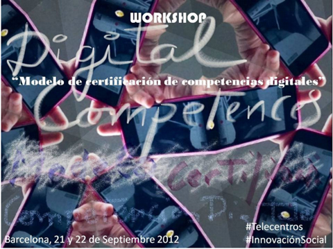 WorkShop competencias digitales