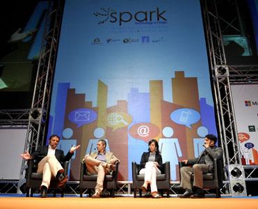 Debate final de Spark 13. Foto: Jesús Ochando.