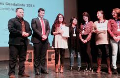 """Los #EEPP14 concluyeron con la elección de """"Flashmob Descubriendo Andalucía"""" como ganadora del concurso de Buenas Prácticas."""