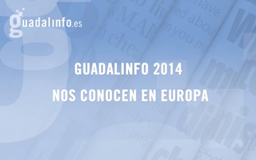 Guadalinfo 2014:  Nos concen en Europa