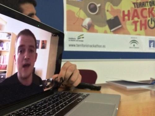 Videoconferencia  con Pablo Recio