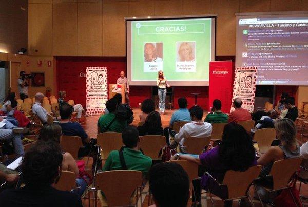 Sevilla Startup Weekend por @Monzon8
