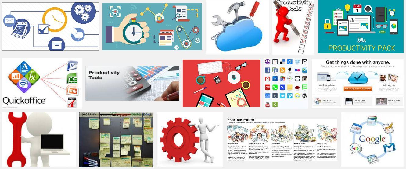 productividad herramientas