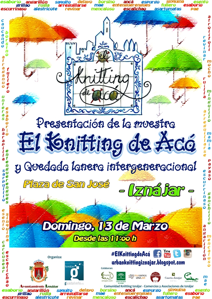 CARTEL EL KNITTING