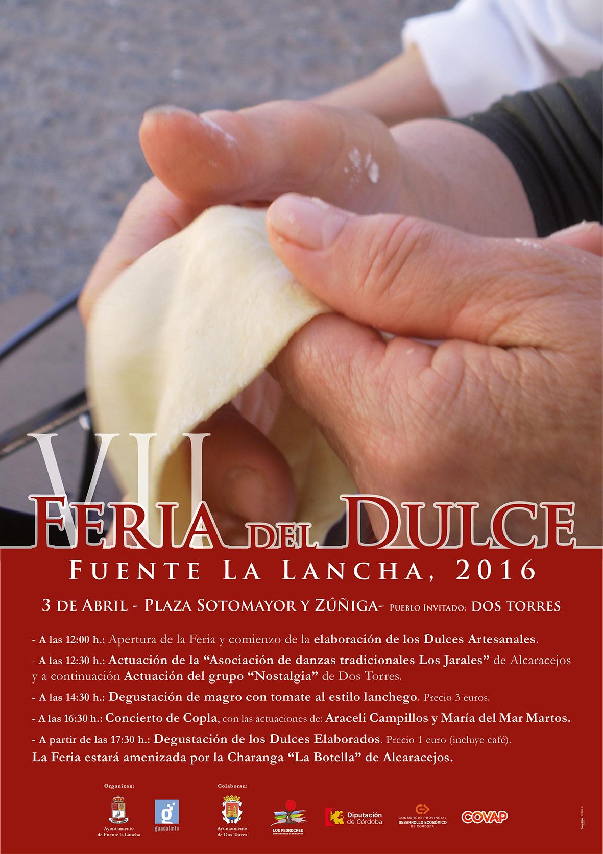 Cartel Feria del Dulce 2016_C
