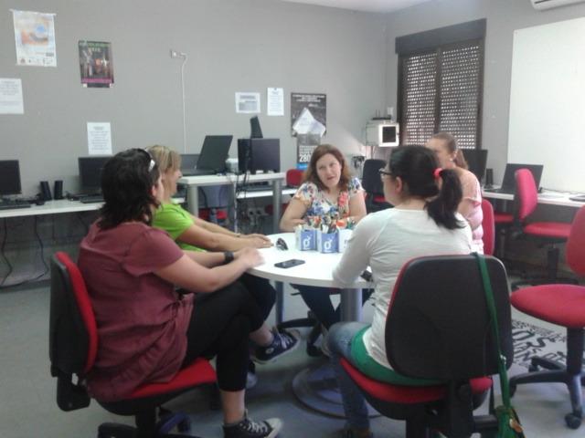 asoc. mujeres orce reunión