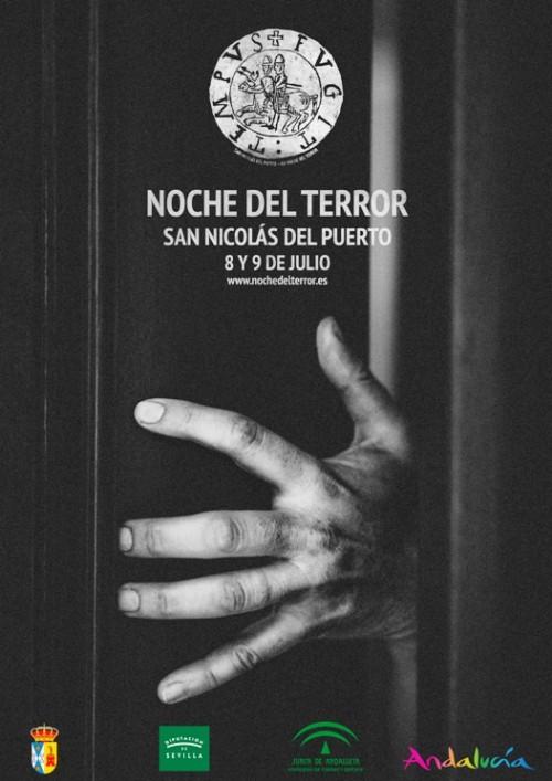 Cartel de la edición 2016 de La Noche del Terror