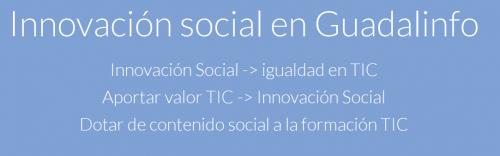 Innovación Social en Guadalinfo