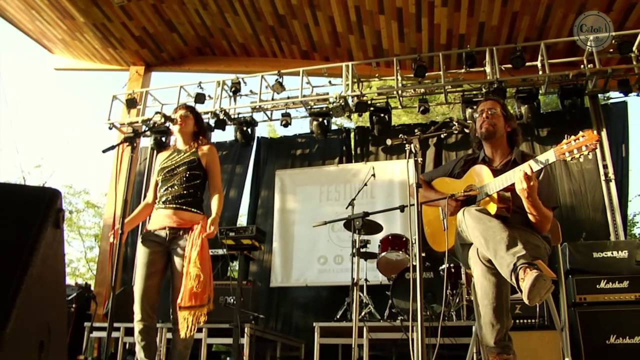 Festival Cazorla Suena actuacion