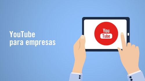 Resultat d'imatges de youtube para empresas