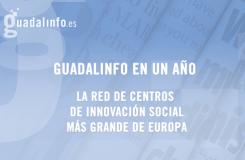 Guadalinfo en un año: La red de centros de innovación social más grande de Europa