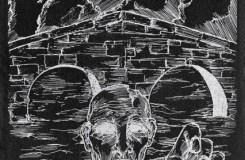 Cartel de la 13ª edición de La Noche del Terror