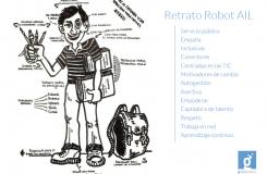 Retrato robot AIL