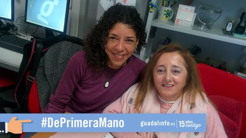 """Dolores Segovia Aguilar (Jimena de la Frontera, Cádiz): """"Lo mejor de Guadalinfo el valor humano tanto de los compañeros como de los usuarios"""""""