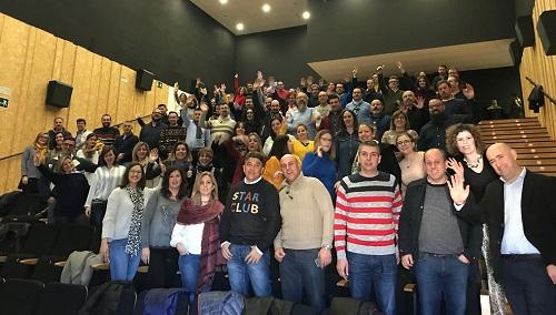 Los #EspaciosenBlanco 2018 concluyen su recorrido por las ocho provincias en La Carolina (Jaén)