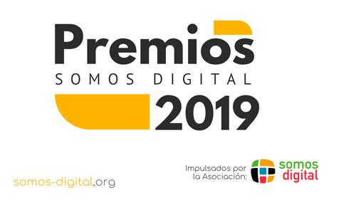 """La I Edición de los Premios """"Somos Digital"""" reconocerán la labor social con las TIC de profesionales y voluntarios"""