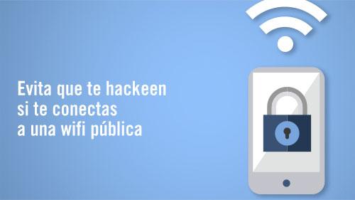 Evita que te hackeen si te conectas a una wifi pública