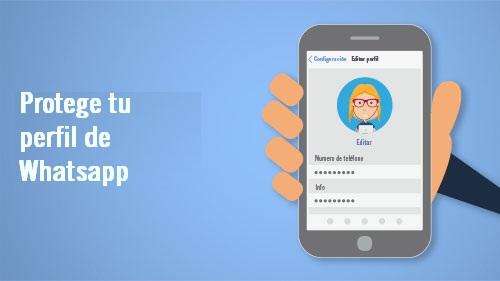 Protege tu perfil de Whatsapp a través de tu huella dactilar o tu rostro