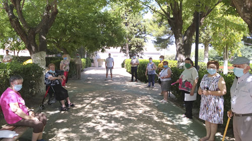 Guadalinfo Garcíez (Jaén) celebra su V Ruta Literaria en torno a las experiencias vividas durante el confinamiento
